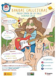 BANDAS CALLEJERAS - VERANO @ PLAZA ARAGÓN - CAPITANA | Zaragoza | Aragón | España