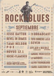 MIGUEL VIEJO SEXTETO @ ROCK & BLUES | Zaragoza | Aragón | España