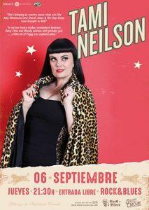TAMI NEILSON @ ROCK AND BLUES | Zaragoza | Aragón | España