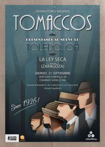 TOMACCOS @ LA LEY SECA | Zaragoza | Aragón | España