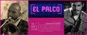 CASANOVA IS COMIN @ EL PALCO DE LAS ESQUINAS | Zaragoza | Aragón | España