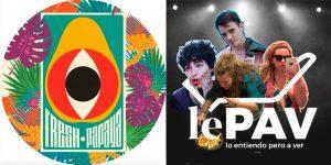 FRESH PAPAYA + LO ENTIENDO PERO  VER @ LA LATA DE BOMBILLAS | Zaragoza | Aragón | España