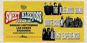 SWEET KLEEJOSS FESTIVAL @ LAS ARMAS | Zaragoza | Aragón | España