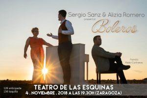 ALIZIA ROMERO Y SERGIO SANZ @ TEATRO DE LAS ESQUINAS | Zaragoza | Aragón | España