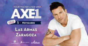 AXEL @ LAS ARMAS | Zaragoza | Aragón | España