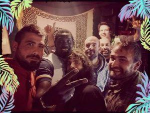BIG MOON & LUBIERRE REGGAE BAND @ SALA CREEDENCE | Zaragoza | Aragón | España