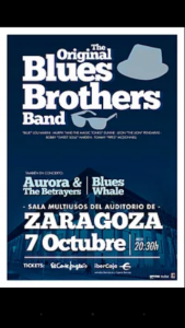 THE ORIGINAL BLUES BROTHERS BAND @ SALA MULTIUSOS | Zaragoza | Aragón | España