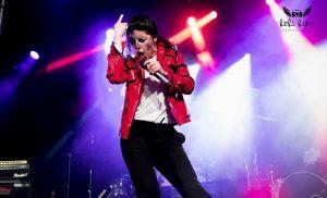 Michael Jackson I want u back @ OASIS CLUB TEATRO | Zaragoza | Aragón | España