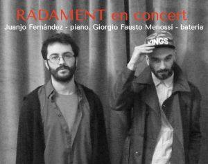 RADAMENT JAZZ @ LA BÓVEDA DEL ALBERGUE | Zaragoza | Aragón | España