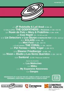 ROSIN DE PALO + MERY & PROBL3MS @ LA LATA DE BOMBILLAS | Zaragoza | Aragón | España