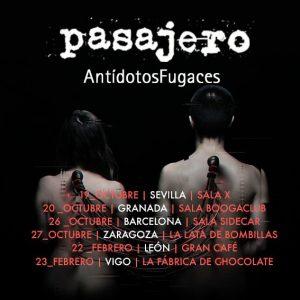PASAJERO @ LA LATA DE BOMBILLAS | Zaragoza | Aragón | España