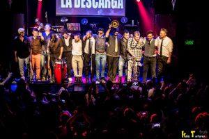 LA DESCARGA @ SALA LÓPEZ | Zaragoza | Aragón | España