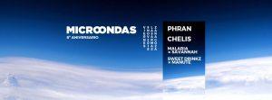 MICROONDAS 8º ANIVERSARIO @ LAS ARMAS | Zaragoza | Aragón | España