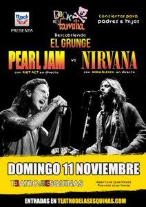 ROCK EN FAMILIA @ TEATRO DE LAS ESQUINAS | Zaragoza | Aragón | España