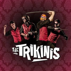 THE TRIKINIS @ SALA ZETA | Zaragoza | Aragón | España