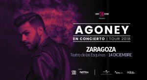 AGONEY @ TEATRO DE LAS ESQUINAS