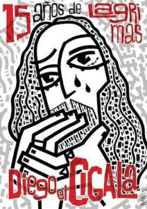 """DIEGO """"EL CIGALA"""" @ SALA MOZART"""