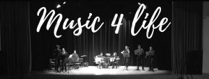 MUSIC4LIFE, MÚSICA PARA LA VIDA @ LA BÓVEDA DEL ALBERGUE