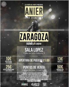ANIER @ SALA LÓPEZ
