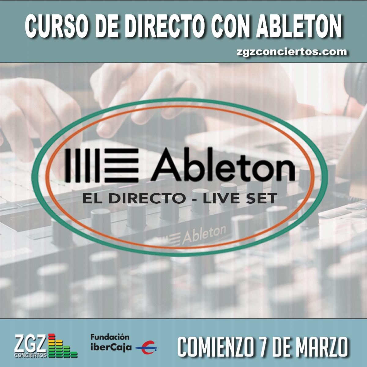 Curso de directo con Ableton, El Live Set