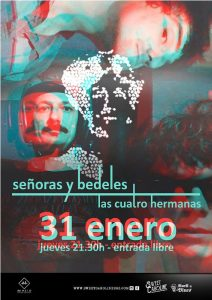 SEÑORAS Y BEDELES @ ROCK & BLUES