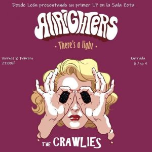 ALLRIGHTERS + THE CRAWLIES @ SALA ZETA