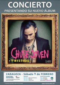 CHUSÉ JOVEN + MYSTESIS @ AUDITORIO INTERPEÑAS