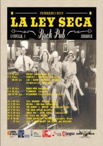 LUCHO ESPARCIA & FRIENDS @ LA LEY SECA