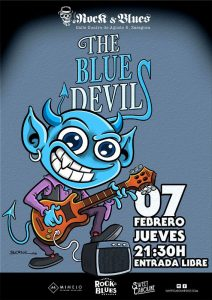 THE BLUE DEVILS @ ROCK & BLUES