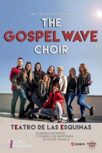 THE GOSPEL WAVE CHOIR @ TEATRO DE LAS ESQUINAS