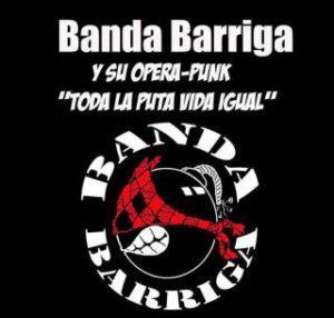 BANDA BARRIGA @ CREEDENCE