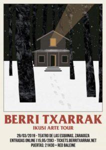BERRI TXARRAK @ TEATRO DE LAS ESQUINAS