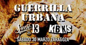 GUERRILLA URBANA + SUZIO 13 @ SALA LÓPEZ