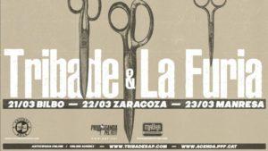 TRIBADE + LA FURIA @ SALA LÓPEZ