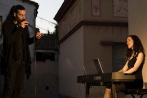 FRANS CUSPINERA @ LA BOVEDA DEL ALBERGUE