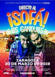 LOS GANDULES @ TEATRO DE LAS ESQUINAS