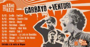 GARBAYO Y VENTURI @ LA LATA DE BOMBILLAS