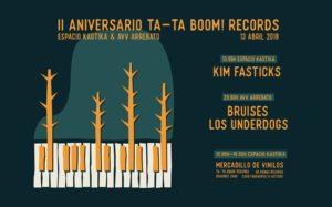 2º Aniversario de Ta-Ta Boom! Records @ AVV ARREBATO