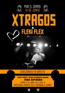 XTRAGOS + FLEKI FLEX @ PUB EL ZORRO