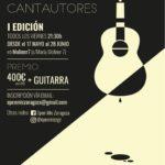 ZGZ CREA «DUELO DE CANTAUTORES»