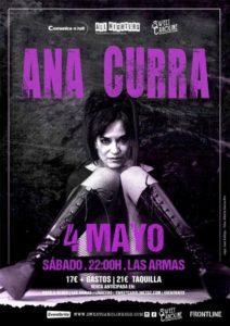 ANA CURRA @ LAS ARMAS