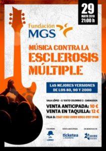 FUNDACIÓN MGS contra la Esclerosis Múltiple @ SALA LOPEZ