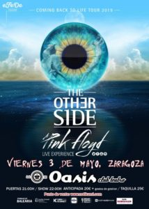 THE OTHER SIDE PINK FLOYD LIVE EXPERIENCE @ OASIS CLUB TEATRO