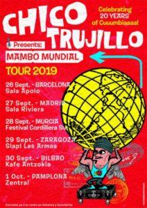 CHICO TRUJILLO @ LAS ARMAS