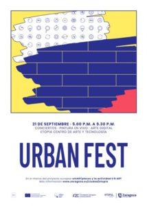 ETOPIA URBAN FEST @ ETOPIA