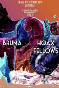 HOAX FELLOWS + BRUMA @ LA LATA DE BOMBILLAS