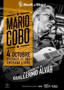 MARIO COBO & GUILLERMO ALVAH @ ROCK & BLUES