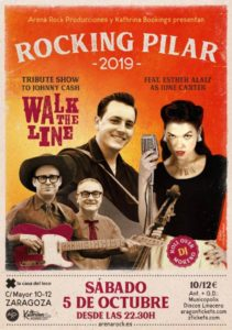 WALK THE LINE @ LA CASA DEL LOCO