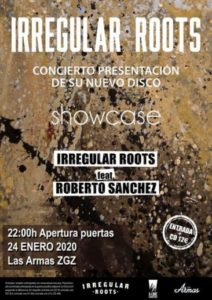 Irregular Roots feat. Roberto Sánchez