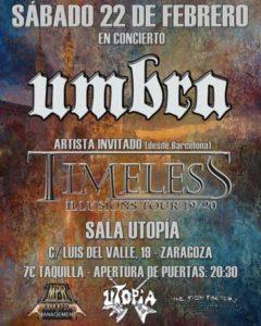 Umbra + Timeless